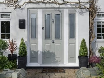 Composite doors from Solidor
